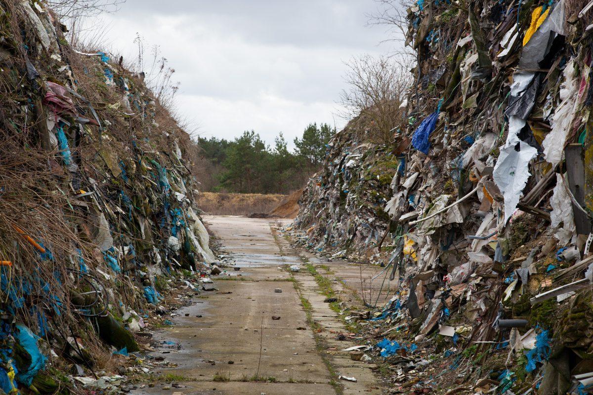 Müllparadies Brandenburg